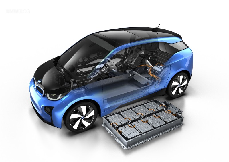 BMW-i3-elettrica-batterie